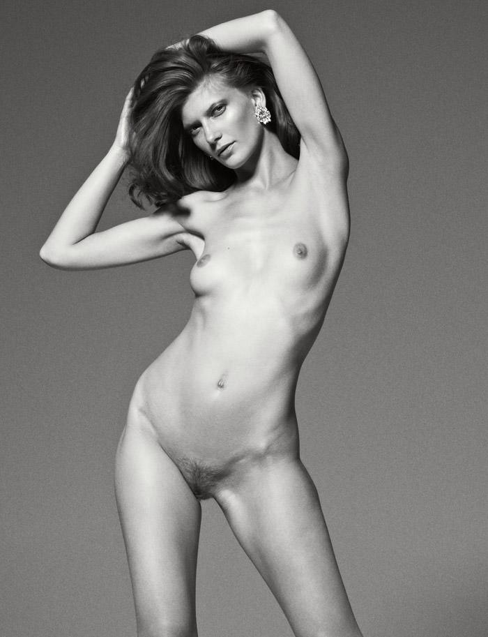 Valerija Kelava photographed by Philip Gay for Mixt(e) Magazine #3, Fall 2012