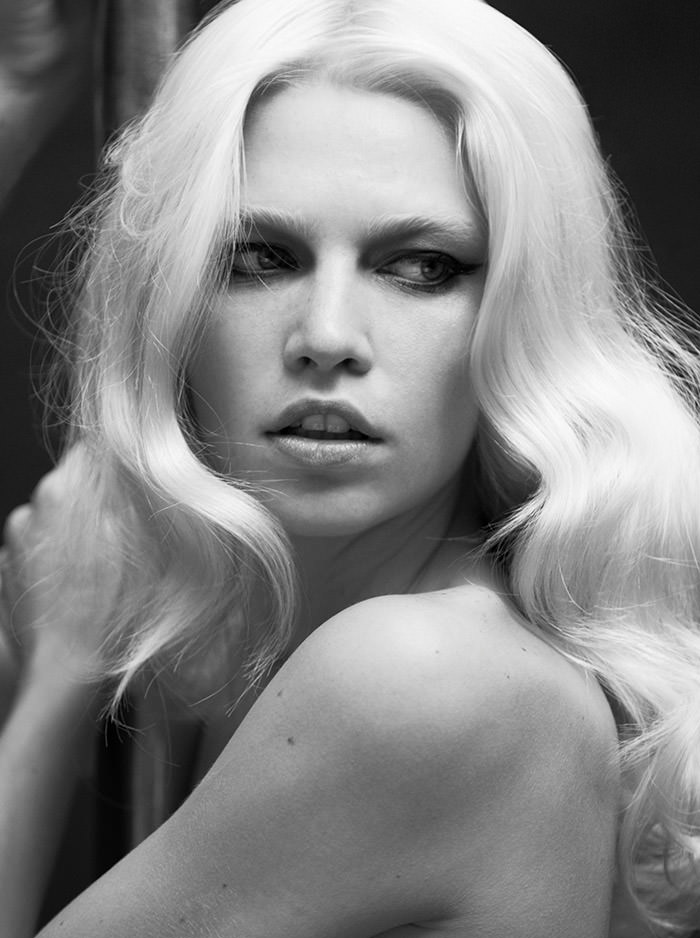 Aline Weber by Matthew Brookes for SN Brasil