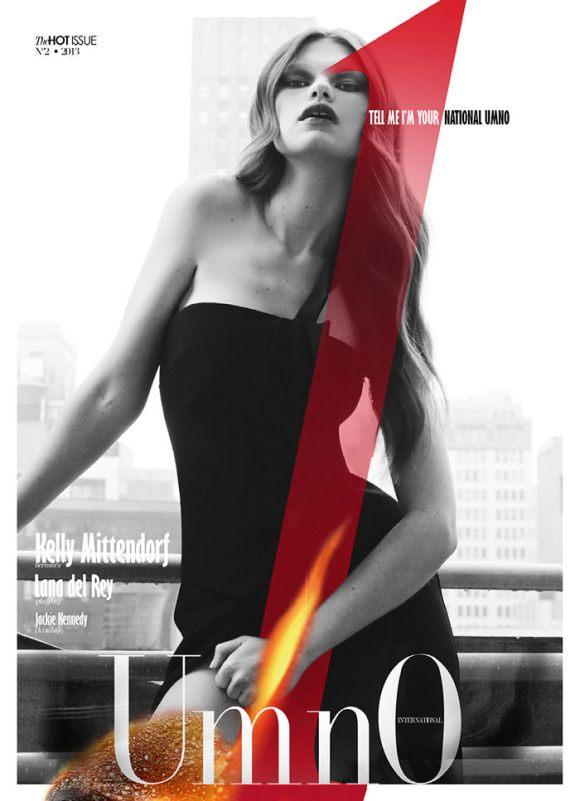 Kelly Mittendorf by Michael Donovan for Umno Magazine