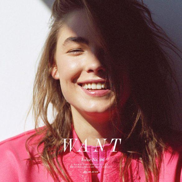 Bambi Northwood-Blyth by Bec Parsons for LoveWant Magazine