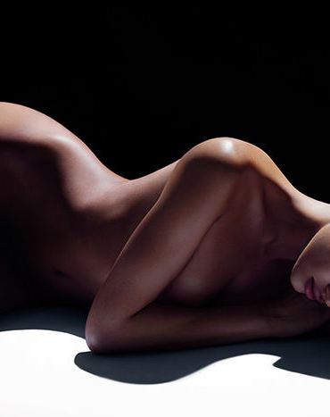 Irina Shayk by James Houston