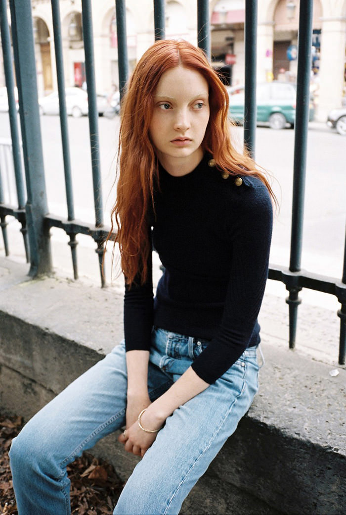 Codie Young by Gen Kay for LoveWant Magazine
