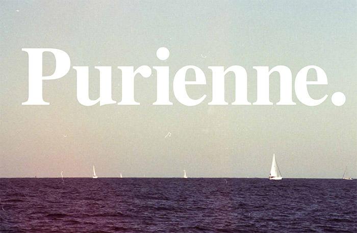 Purienne by Henrik Purienne