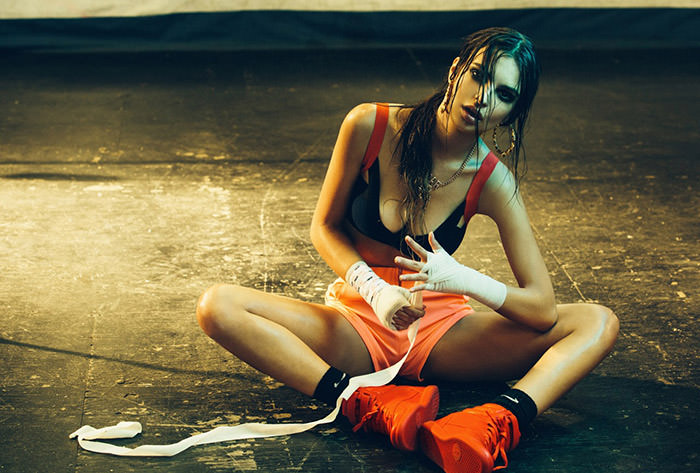 Emily Ratajkowski by Olivia Malone