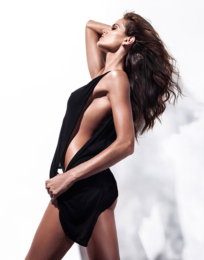 Izabel Goulart photographed by Zee Nunes for GQ Brasil, May 2013