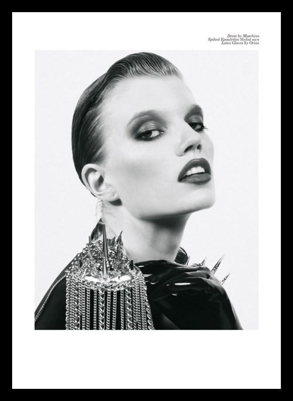 Saara Sihvonen by Sabastian Troncoso for Beauty Rebel