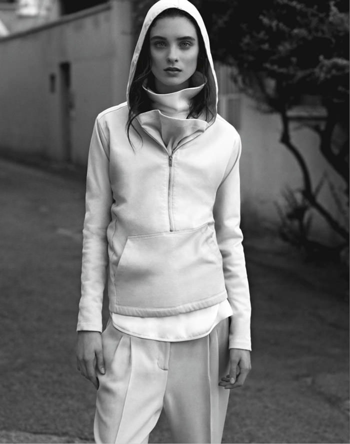 Carolina Thaler by Laurence Ellis for Amica
