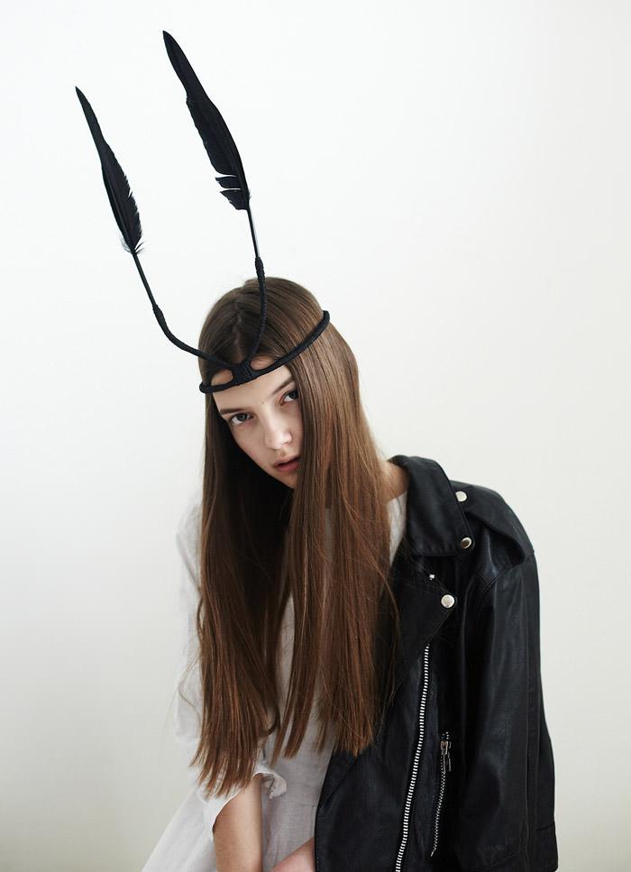Daria Bataeva by Alina Nikitina