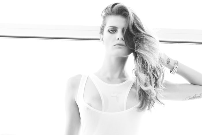 Isabeli Fontana photographed by Katja Rahlwes for Lui Magazine, September 2013