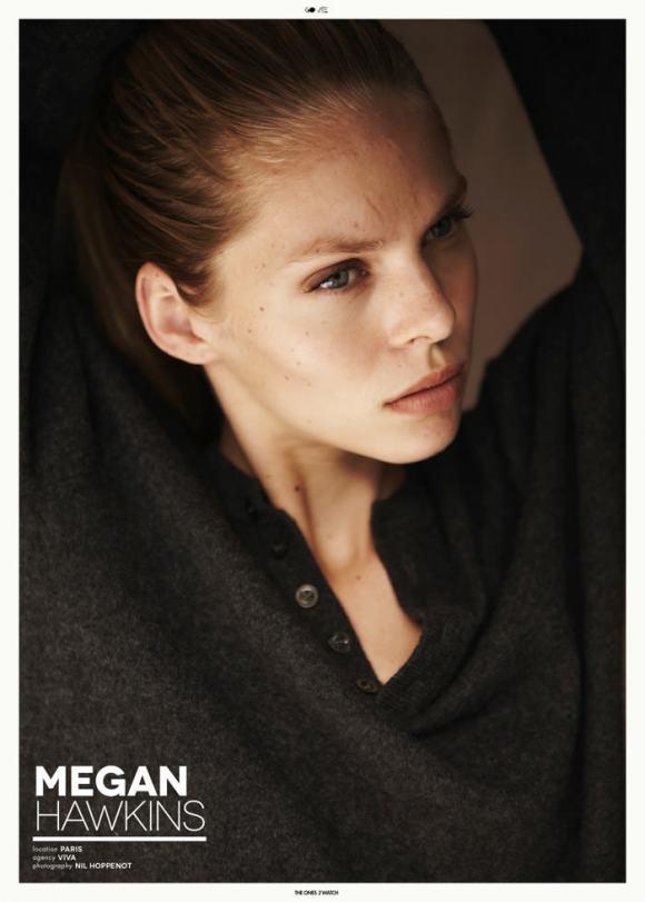 Megan Hawkins by Nil Hoppenot