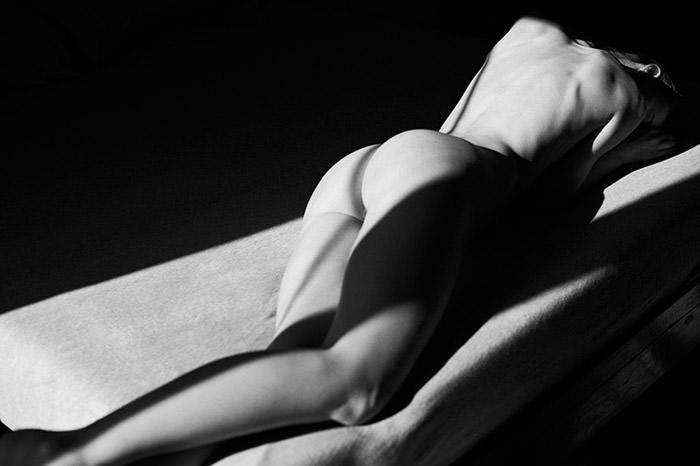 Anonymous Model by Andrea Massari