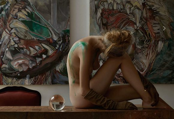 Eliza Sys by Darren Keith