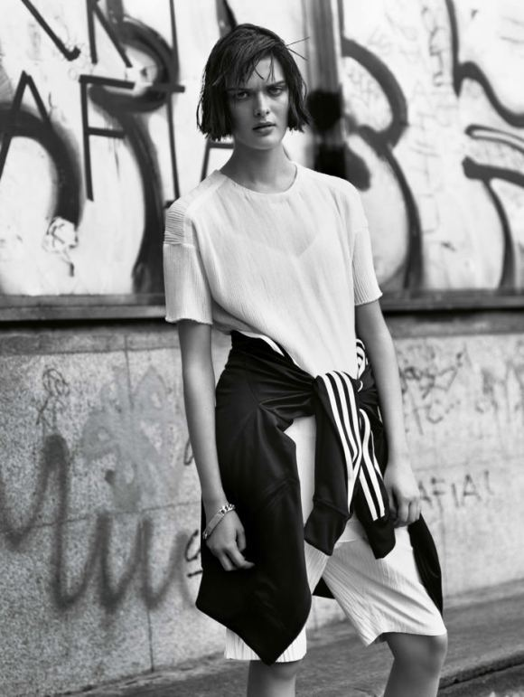 Sam Rollinson by Alasdair McLellan for Vogue UK