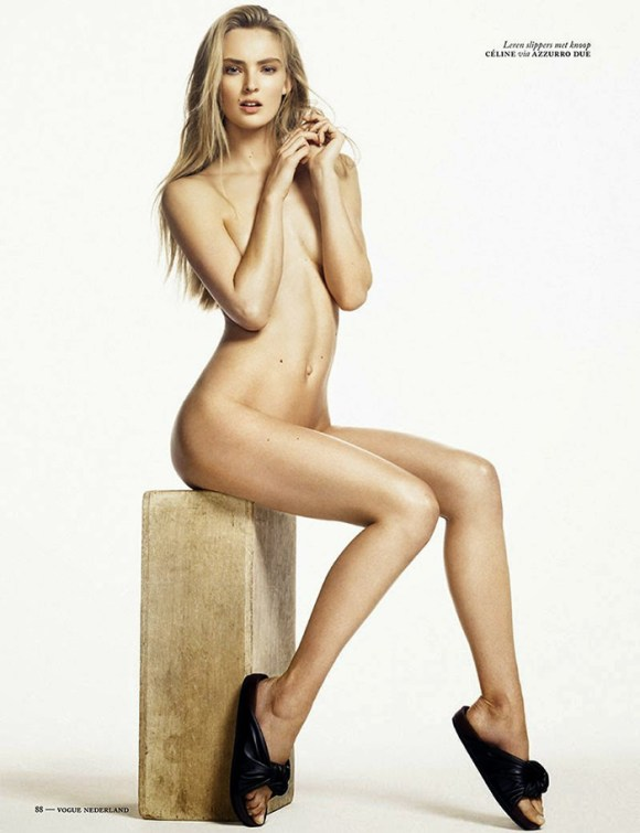 Ymre Stiekema by Nico Bustos for Vogue Netherlands
