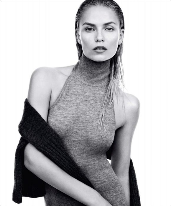 Natasha Poly by Daniel Jackson for Harper's Bazaar
