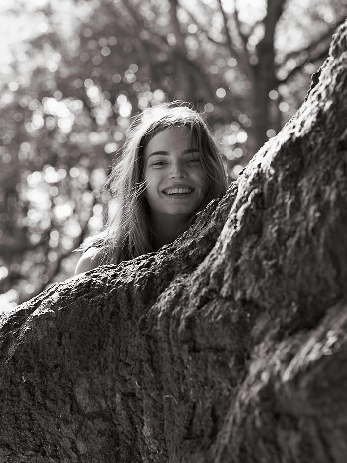 Dalia Gunther by Jeff Boudreau