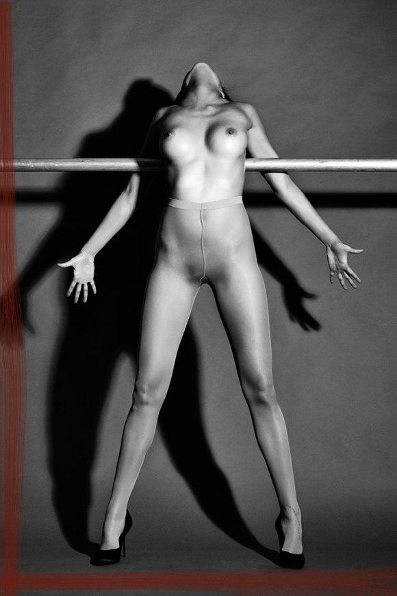 Pamela Dos Santos by Dennis Stenild for Stalker by S Magazine