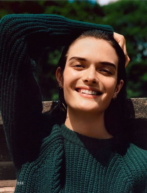 Sam Rollinson by Alasdair McLellan for The Gentlewoman