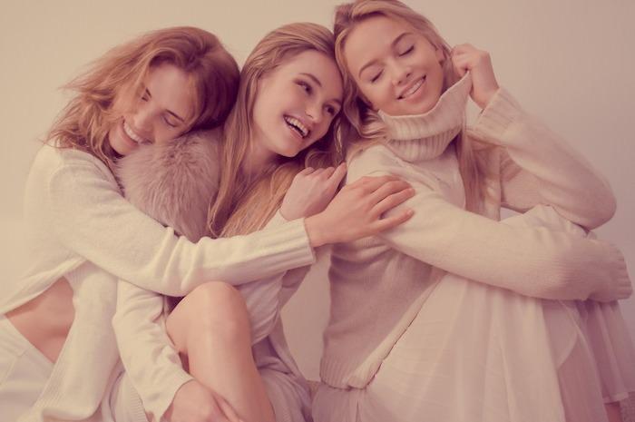 Just Smile by Julia Albertini for Alma Magazine