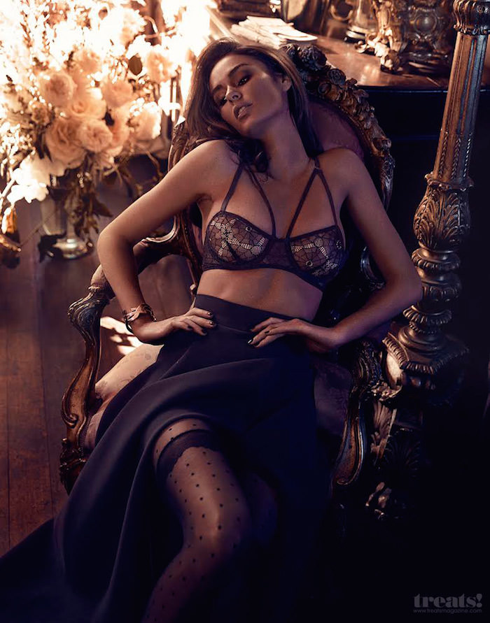 Nicole Trunfio by Steven Chee for Treats! Magazine