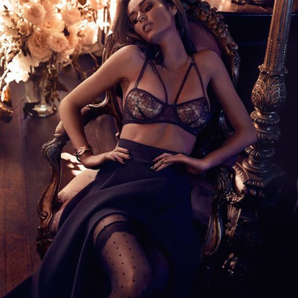 Nicole Trunfio by Steven Chee for Treats Magazine