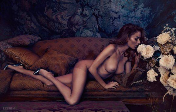 Nicole Trunfio by Steven Chee for Treats Magazine