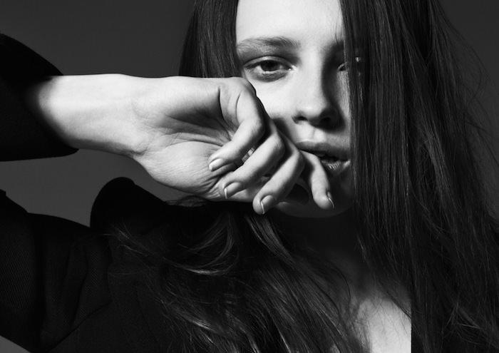 Anastasia Kuznetsova by Kai Z. Feng
