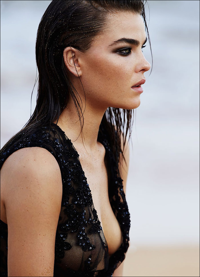 Bambi Northwood-Blythe by Simon Upton for Harper's Bazaar Australia