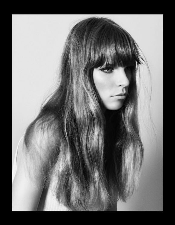 Kat Hessen by Paola Kudacki for Vogue Spain