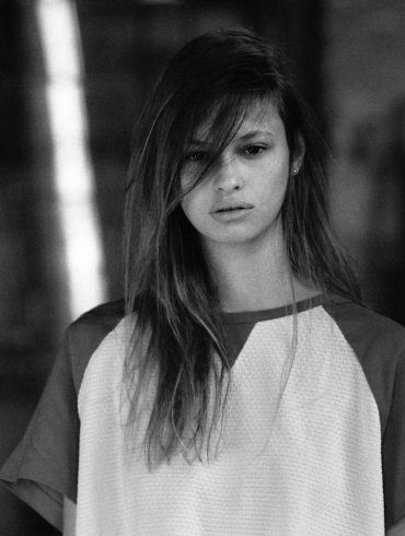 Lera Bubleyko by Paolo Simi for The Ones 2 Watch