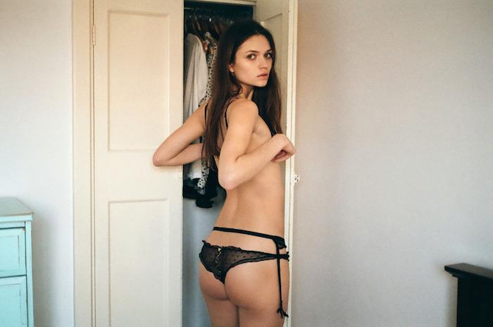 Yana Sotnikova by Alessandro Casagrande