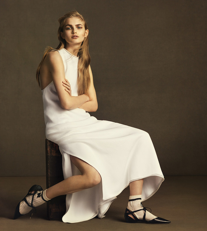 Aneta Pajak by Ben Weller for WSJ Magazine