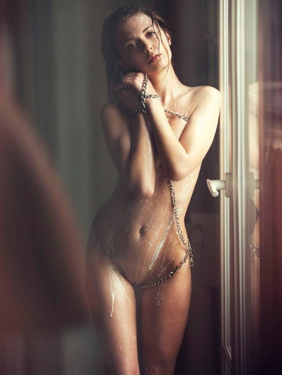 Klaudia Brahja by David Bellemere