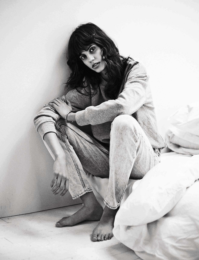 Antonina Petkovic photographed by Steven Pan for Vogue Spain, June 2015