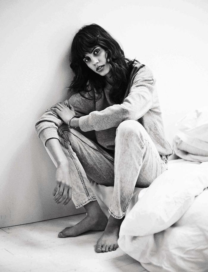 Antonina Petkovic by Steven Pan for Vogue Spain