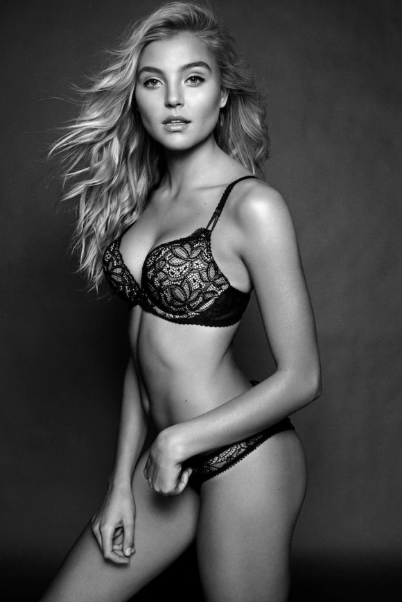 Rachel Hilbert by Derek Kettela for Galore Magazine