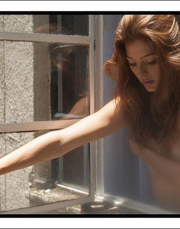 Emilia Rodriguez by Jorge Caracheo for P Magazine