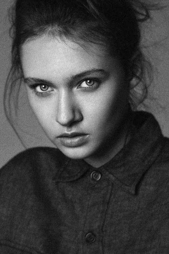 Anastasia Pochernikova by Vincent Binant for Potraits Of Girls
