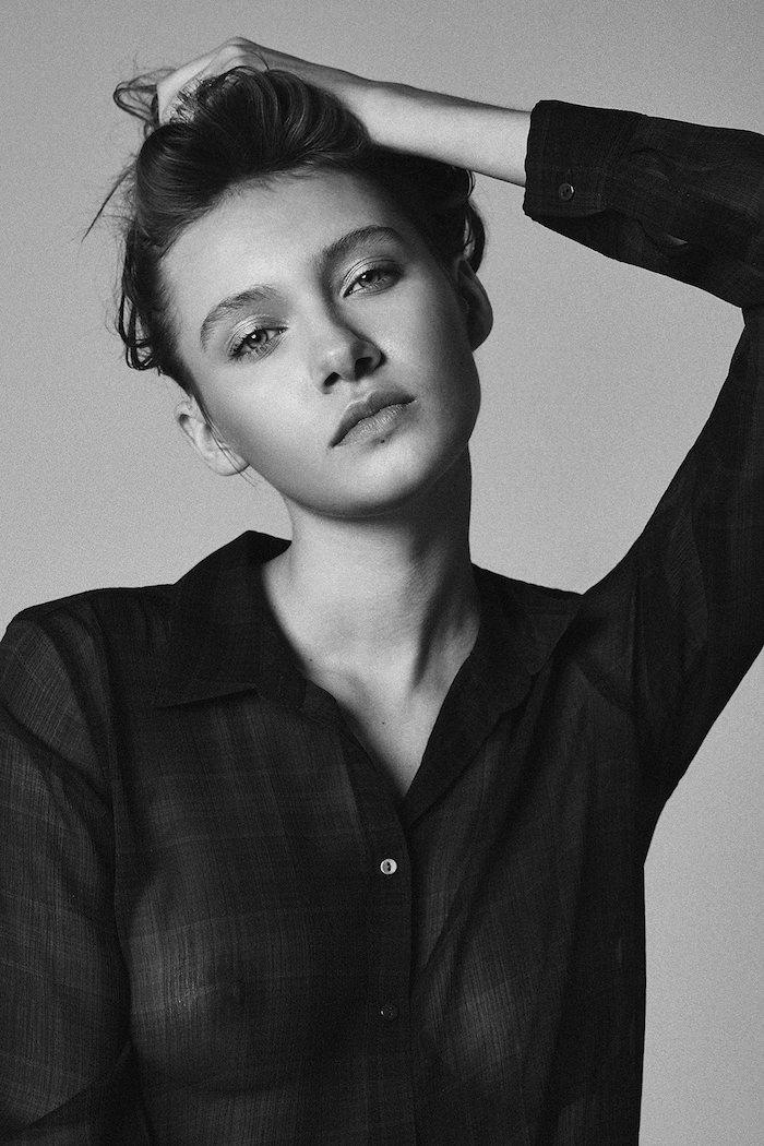 Anastasia Pochernikova by Vincent Binant for Potraits Of Girls