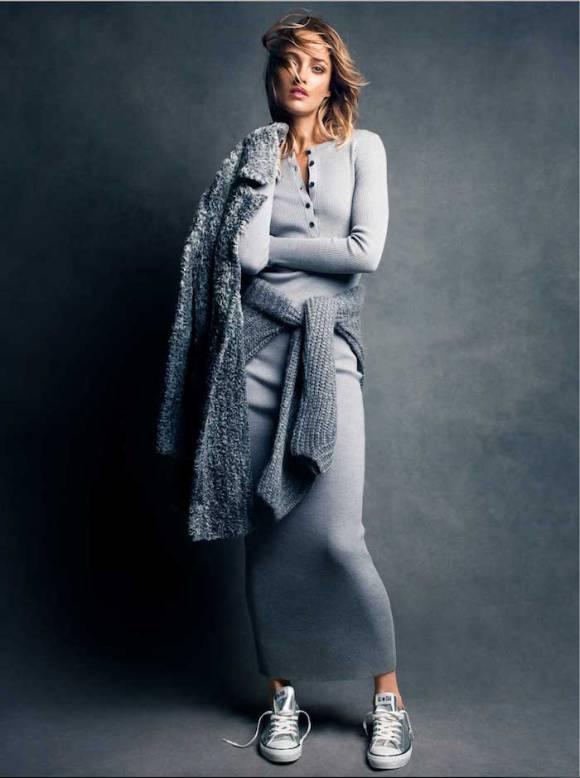 Karen Pedaru by Victor Demarchelier for Vogue Mexico