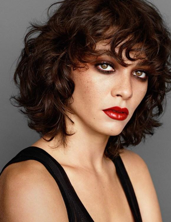 Steffy Argelich by Alasdair McLellan for Vogue Paris
