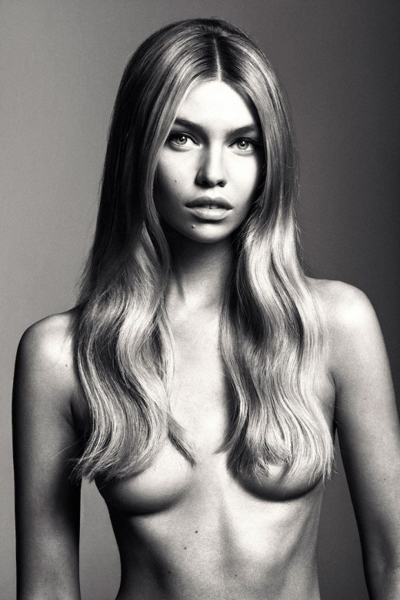 Stella Maxwell in Angels Undressed by Abraham Studio for MDX