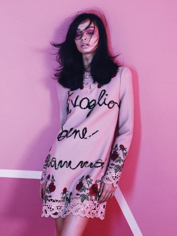 Luma Grothe by Zoey Grossman for Hong Kong Tatler