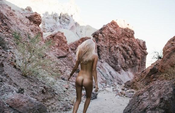 Phoenix Cotner by Derek Wood for P Magazine