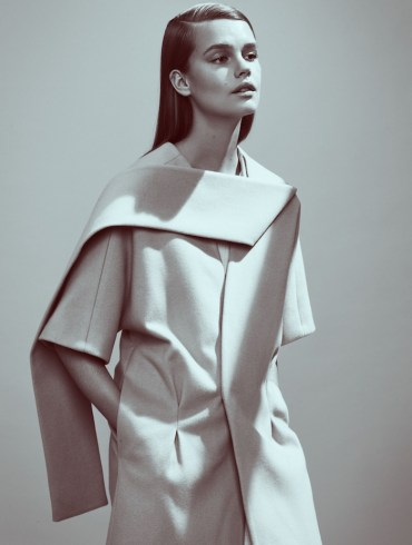 Stina Rapp by Mikael Schulz for Costume Magazine
