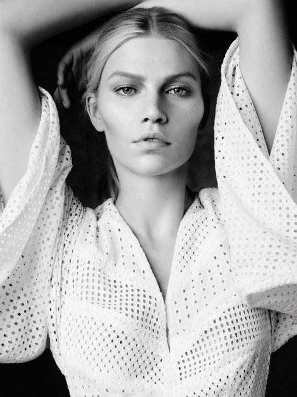 Aline Weber by Nicole Heiniger for L'Officiel Brazil