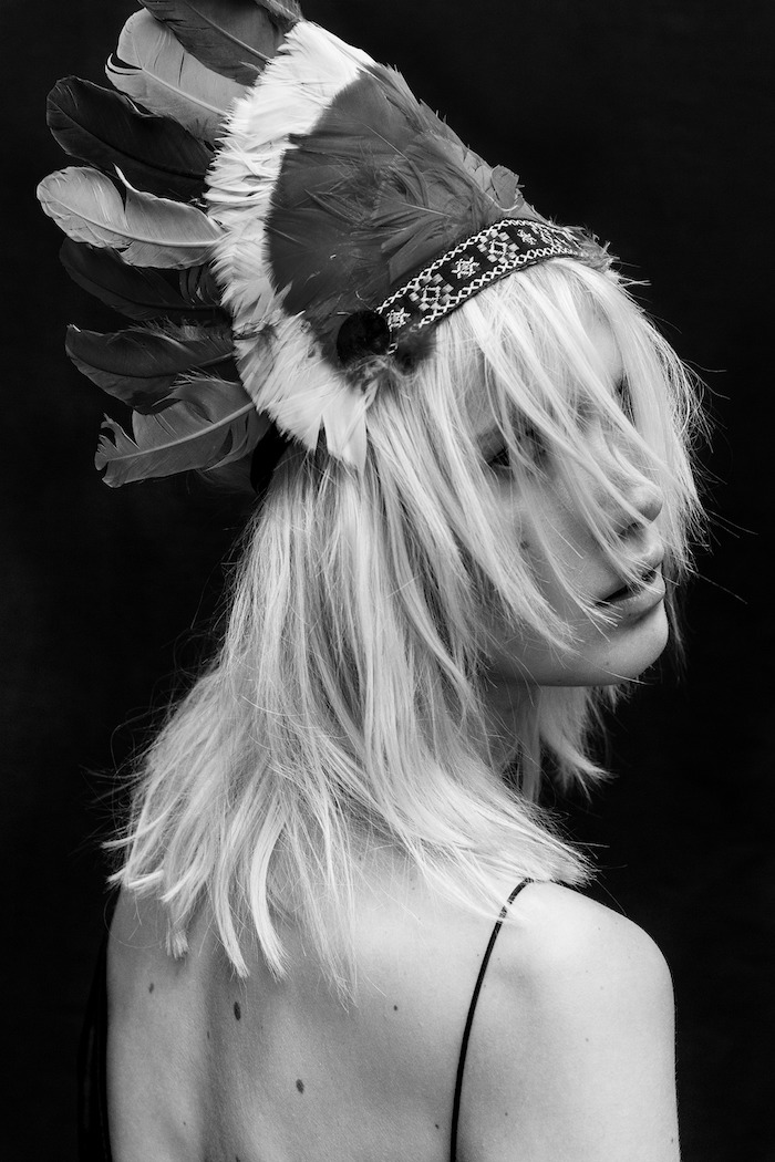 Yulia Terentieva by Mathieu Vladimir Alliard