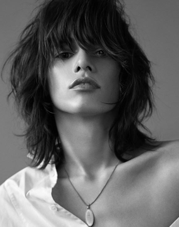 Aida Becheanu by Manolo Campion