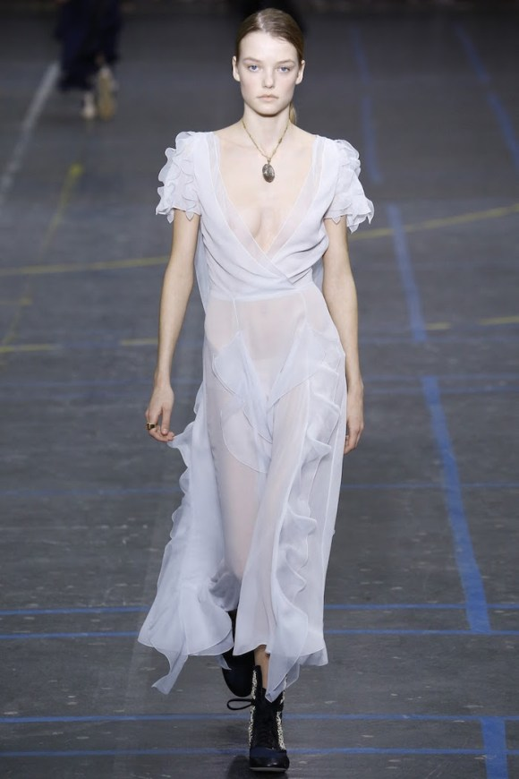 John Galliano - Paris - F:W 2016