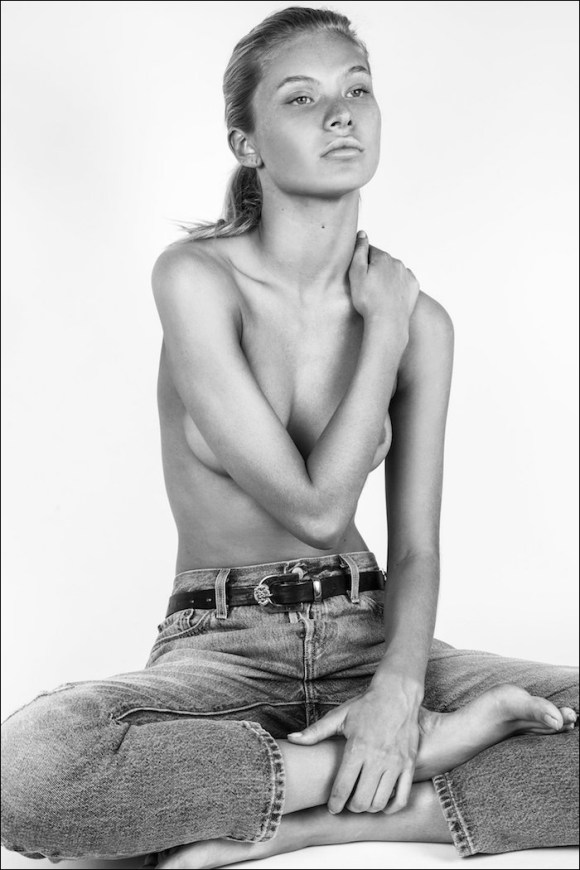 Josie Canseco by Michaela Winstone
